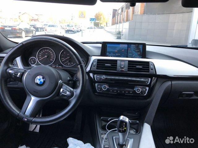 BMW 3 серия, 2017 купить 4