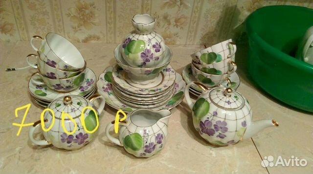 Сервиз чайный  89064888181 купить 3