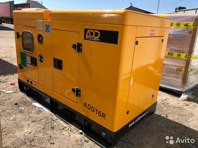 Дизель генератор 10 кВт  купить 2