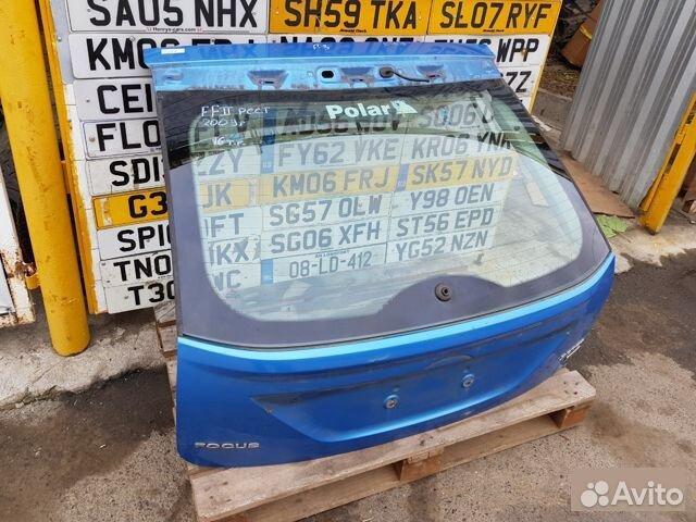 Дверь багажника Ford Focus 2  89086364687 купить 3