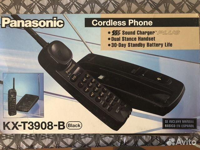 Радиотелефон panasonic на запчасти  89088342545 купить 1