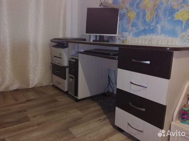 Комплект: двухъярусная кровать, школьный (компьюте  89028962391 купить 4