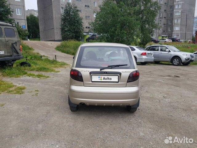 Daewoo Matiz, 2014  89600223012 купить 5