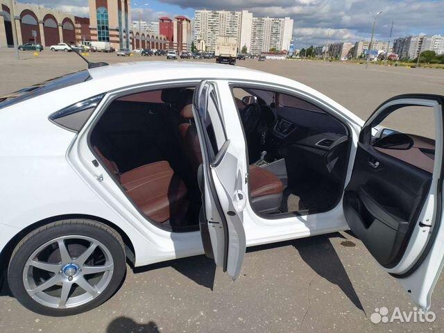 Hyundai Solaris, 2017  89605376769 купить 10