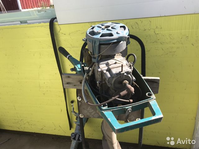 Подвесной лодочный мотор Москва  89585992050 купить 6