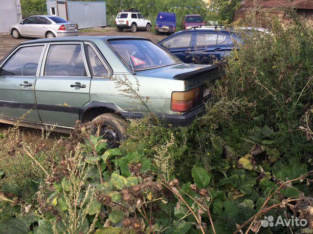 Audi 80, 1984  89856555750 купить 2