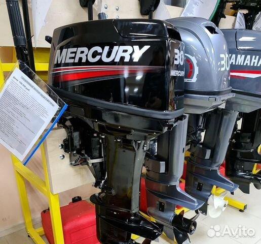 Мотор Mercury 30M (новые моторы с завода tohatsu)  83466640640 купить 1