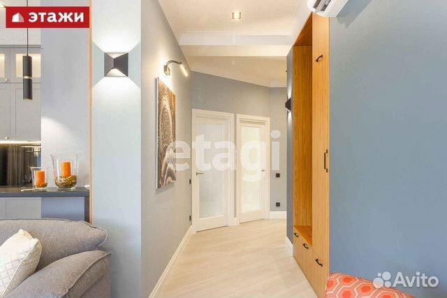3-к квартира, 86.4 м², 4/9 эт.  89214656341 купить 5