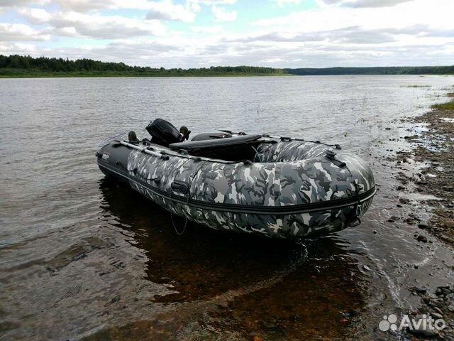 Лодка пвх нднд