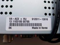 Humax va-ace + спутниковый ресивер dvb viaccess нт