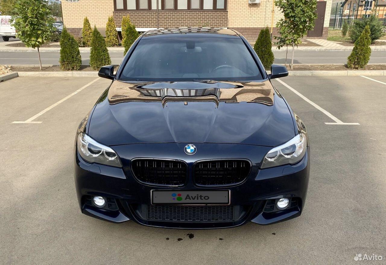 BMW 5 серия, 2013  89283335590 купить 4