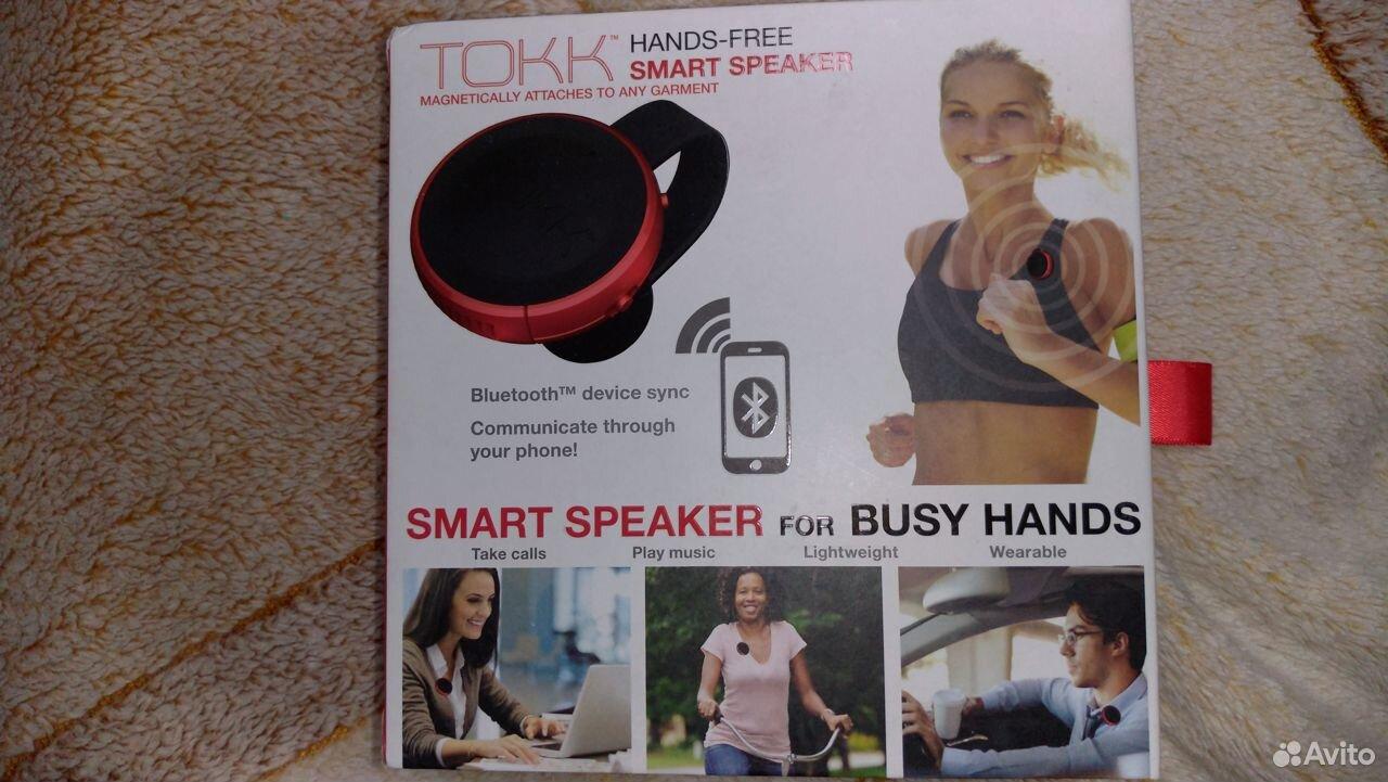 Смарт спикер Tokk Smart Assistant  89112185966 купить 3