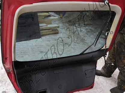 Дверь багажника Mazda 6 GG / Мазда 6 гг