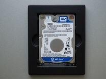 Новый WD Scorpio Blue 500 GB — Товары для компьютера в Перми