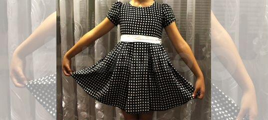 Платье для девочки купить в Ростовской области с доставкой | Личные вещи | Авито