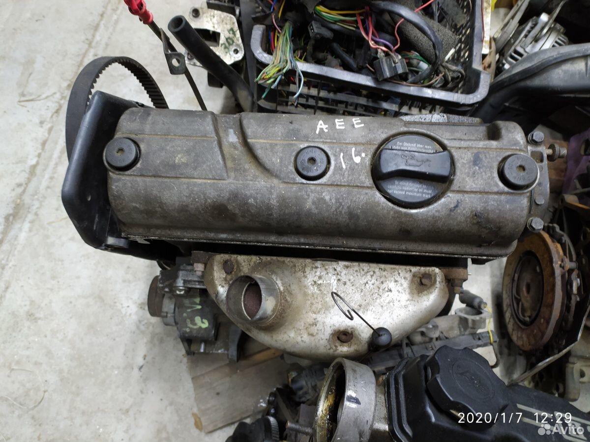 Двигатель на Фольксваген Гольф 3, AEE 1,6л бензин  89787074738 купить 1