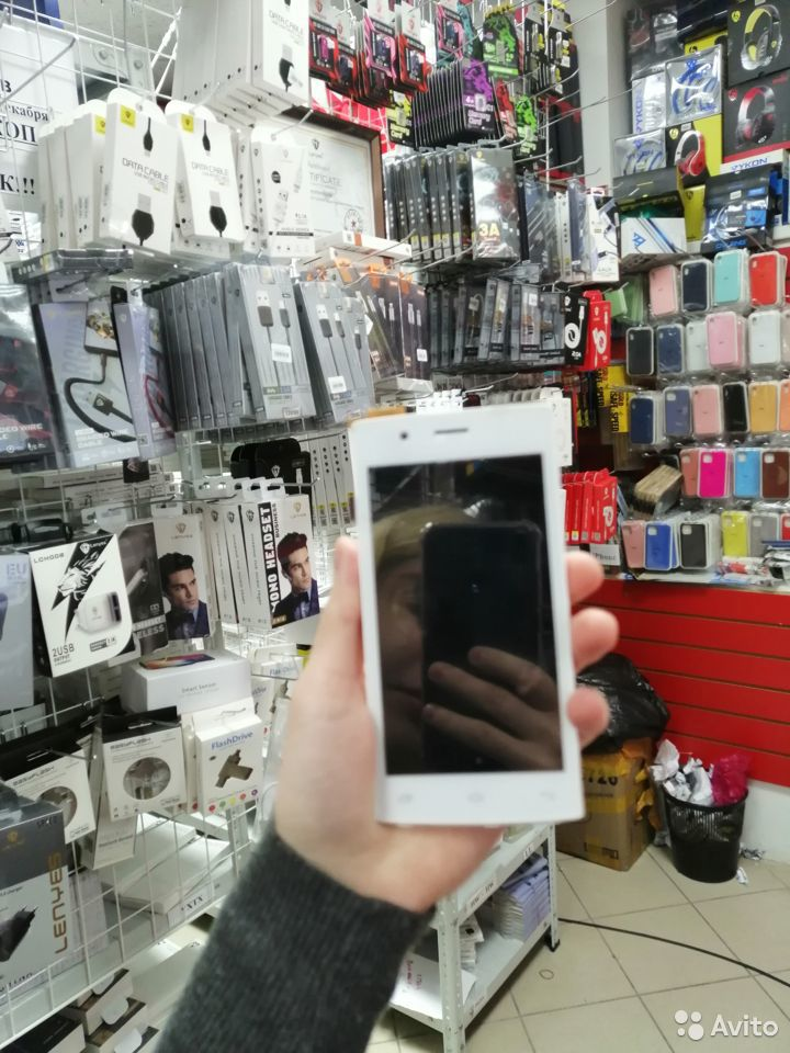 Экран на телефон Fly FS451 Nimbus 1 + touch  89003081353 купить 6
