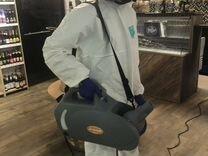 Генератор холодного тумана Atomer