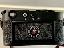Leica M4 black. 50 Anniversary. Germany