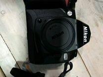 Фотоаппарат цифровой Nikon D70