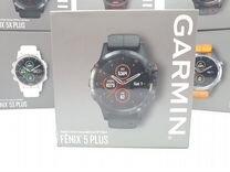 Garmin Fenix 5 Plus Sapphire