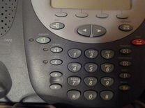 Телефон avaya 2420 и консоль с кнопками EU24