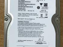 SATA HDD 1 TB Seagate ST31000322CS
