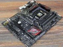 Продажа/обмен Z170 PRO gaming + i5 6500