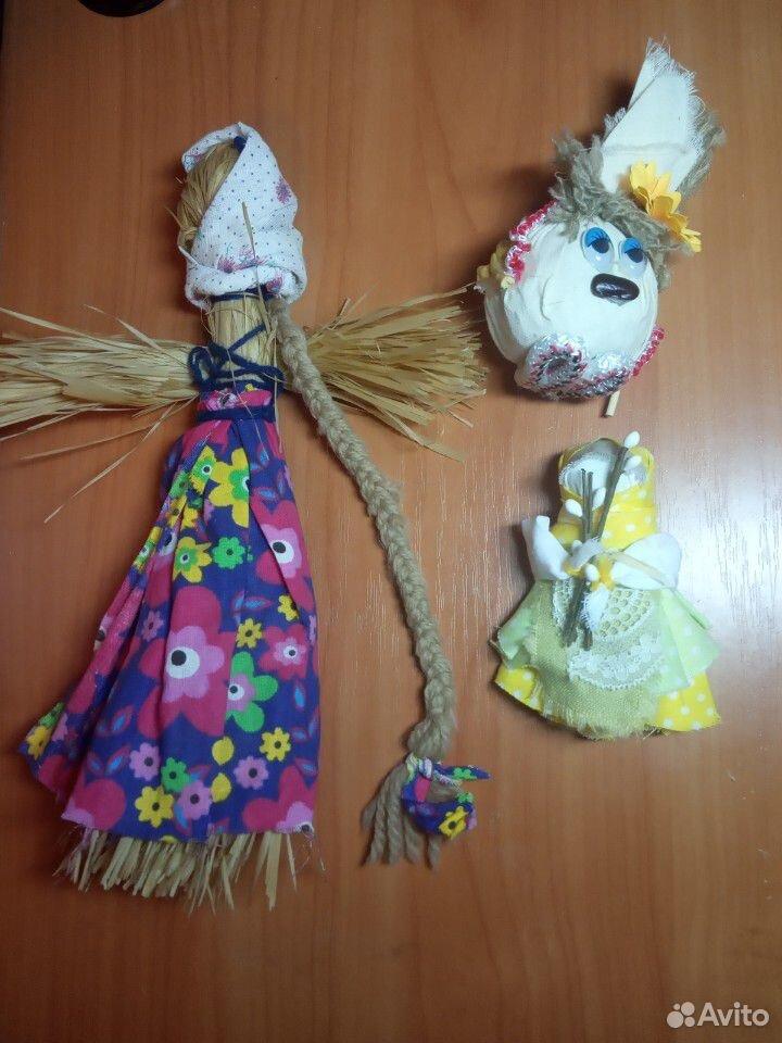Куклы - обереги ручная работа