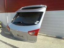 Крышка багажника Mitsubishi LancerX