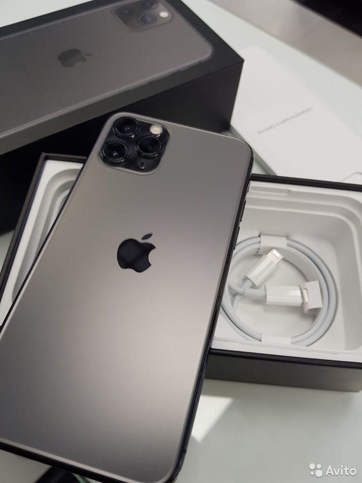 iPhone 11 Pro 256 black