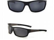Солнцезащитные очки с поляризацией тёмные