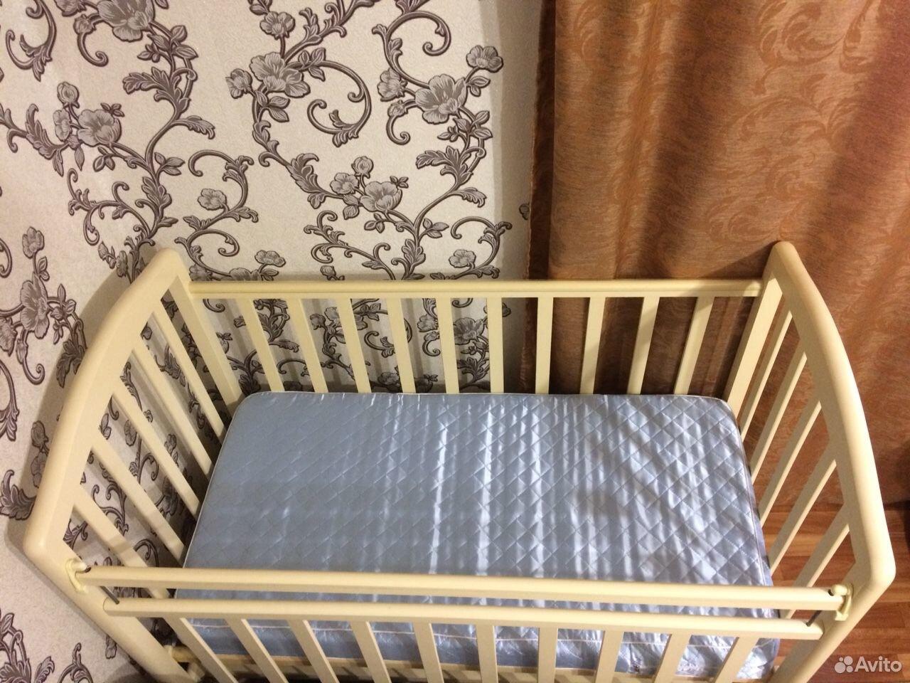 Продам детскую кроватку  89220400786 купить 1