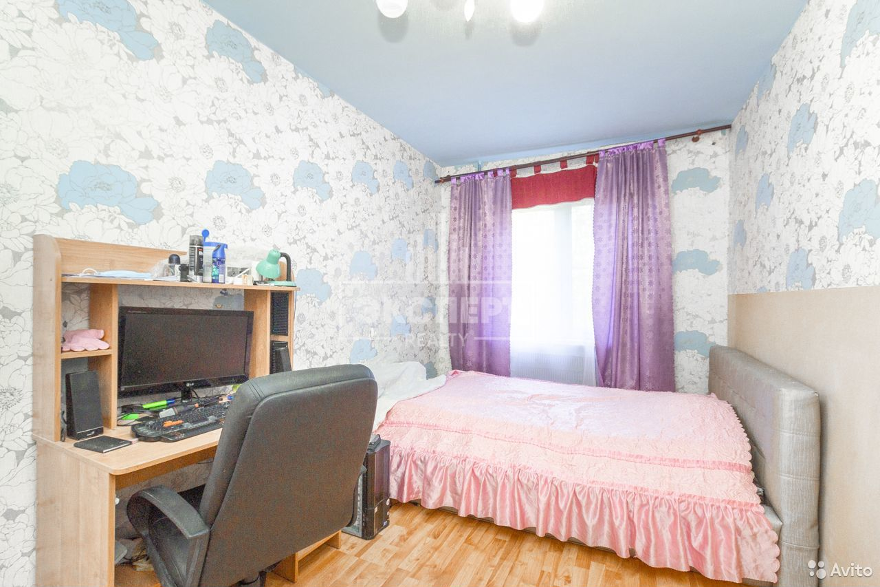 2-к квартира, 43.7 м², 2/5 эт.  88142636727 купить 4