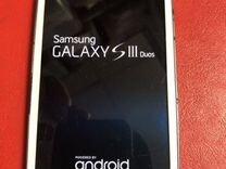 SAMSUNG galaksi S3 Duos