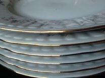 Тарелки фарфоровые
