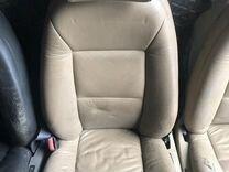 Saab 9-5 сиденья передние