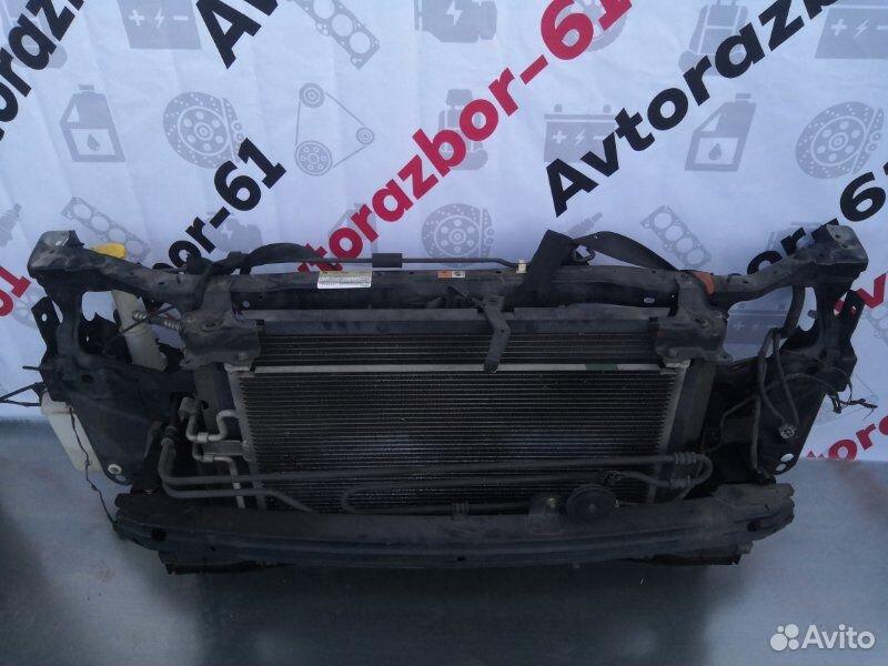 Панель передняя (Телевизор) Ford Escape 2 2.3  89381164302 купить 2