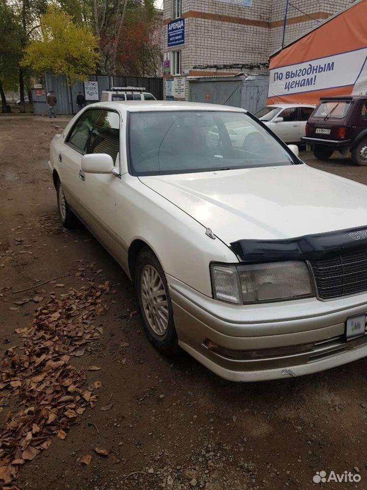 Toyota Crown, 1996  89638241329 купить 4