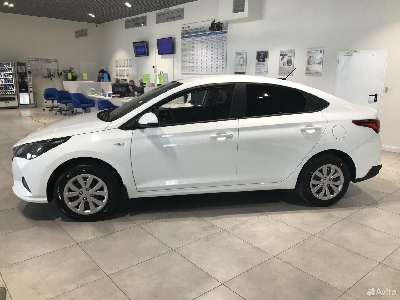 Hyundai Solaris, 2020  84732320096 купить 4