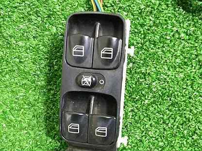 Блок стеклоподъемников Mercedes-Benz C-Class W203