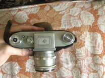 Немецкий фотоаппарат Praktiflex FD