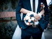 Свадебный) Костюм жениха — Одежда, обувь, аксессуары в Воронеже