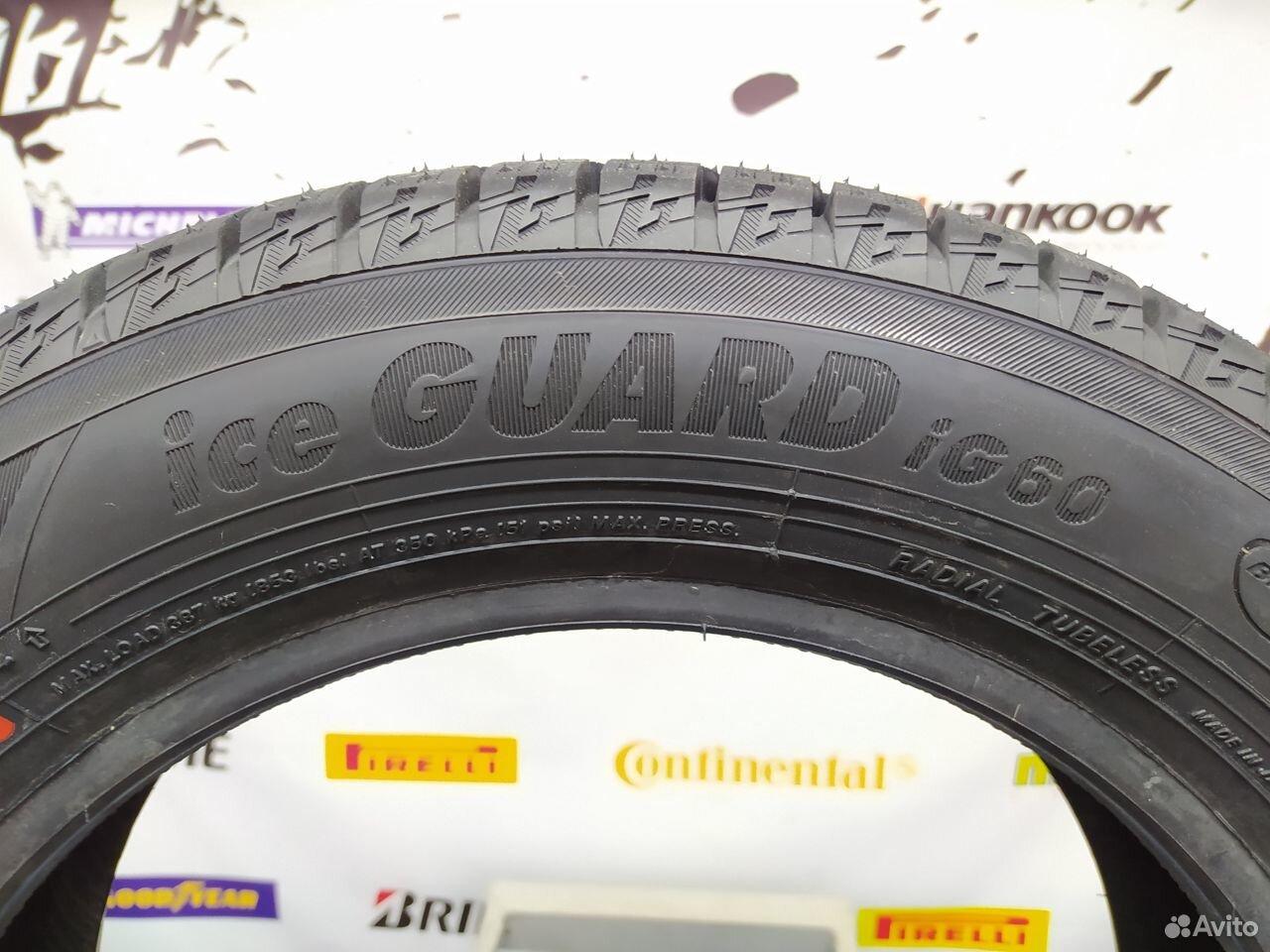 Шины Yokohama Ice Guard IG60 155/65R14 75Q  89941077322 купить 4