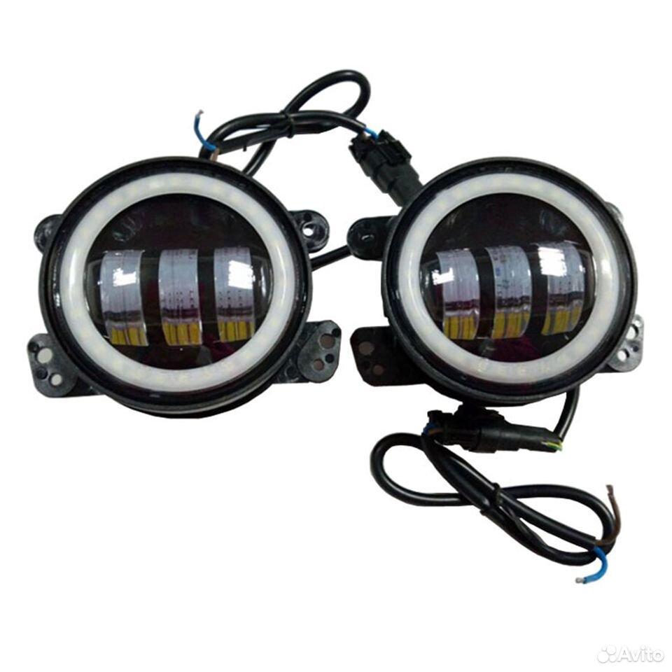 Фары светодиодные противотуманные lightway 30W 4  89502167216 купить 1