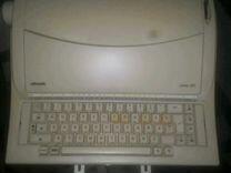 Электрическая печатная машинка Olivetti Linea 101