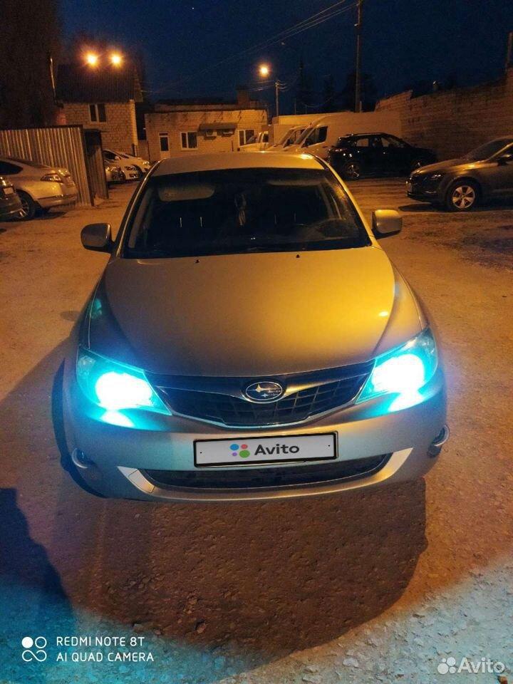 Subaru Impreza, 2008  89038820199 купить 5