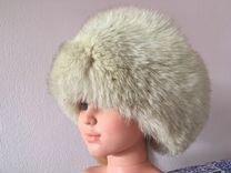 Женская меховая (Песец) шапка