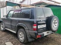 Nissan patrol 2001г. Дизель 3.0l