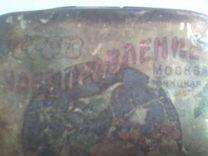 Чайная коробка, СССР, 1930-40е